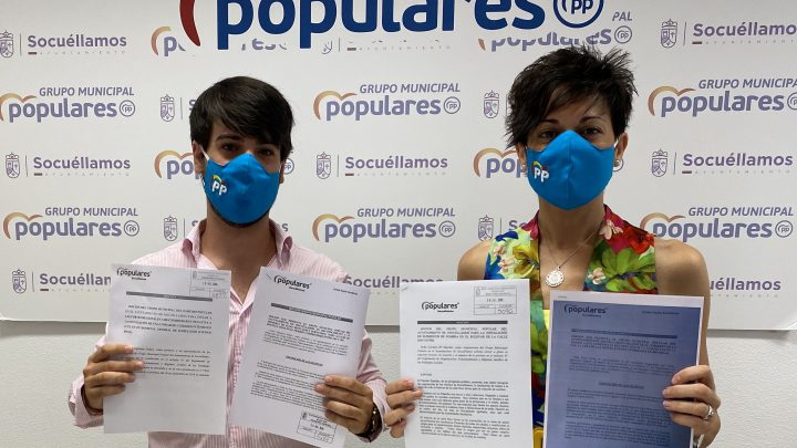 El PP registra cuatro mociones: UCI del Hospital de Tomelloso, reconocimiento a Julio Montalbán, toldos en el bulevar y compensación de la PAC.
