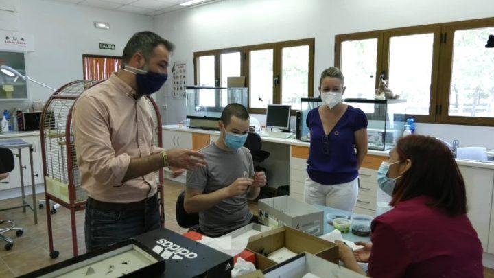 El Centro de la Fauna Salvaje de Albacete registra este año cerca de 450 ingresos y alcanza un 90 por ciento de reincorporaciones al medio natural de animales recuperados