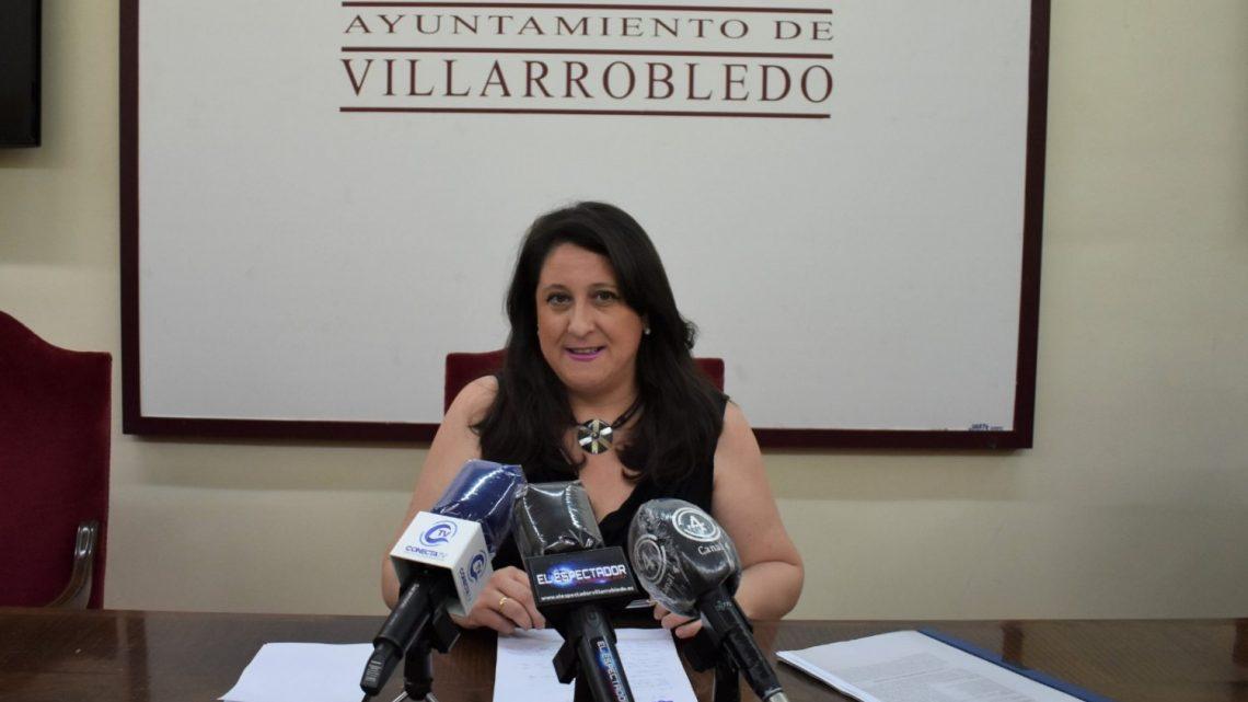 Cristina García pone en valor la labor de Servicios Sociales en Villarrobledo durante la crisis sanitaria en la atención a las personas más vulnerables.