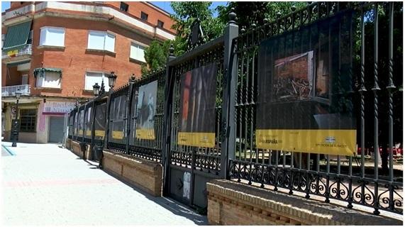 """Villarrobledo acoge la muestra fotográfica """"desde mi balcón"""" con obras de 3 villarrobledenses."""