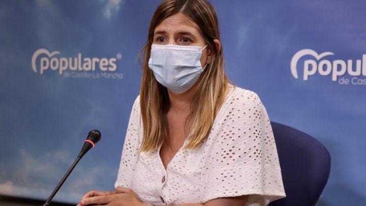 """Agudo lamenta que Page lleve días con """"noticias enlatadas"""" y esté """"desaparecido"""" ante los problemas de Castilla-La Mancha"""
