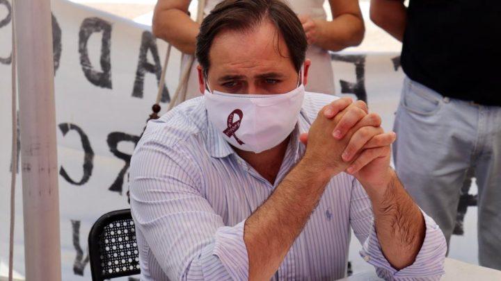 Núñez avanza que el PP presentará una PNL en las Cortes para la reindustrialización, mejora de servicios y apuesta por el empleo en Almadén y su comarca