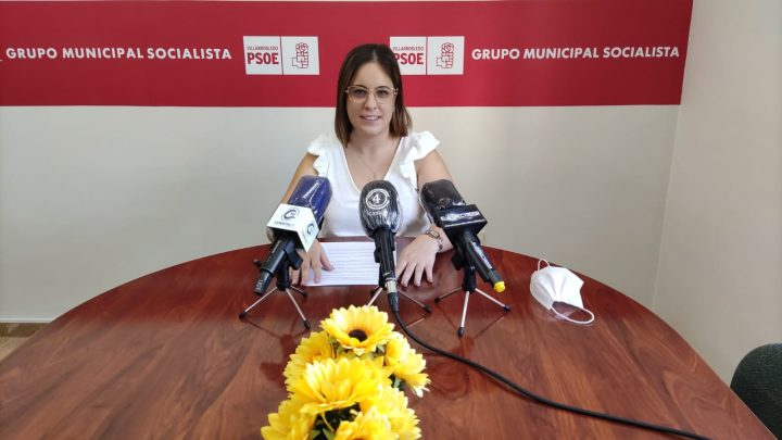 la concejala del Grupo Municipal Socialista en el Ayuntamiento de Villarrobledo, Graciela Arenas, ha presentado la propuesta relacionada con las Escuelas Infantiles Municipales que se ha solicitado para ser llevada al próximo Pleno.