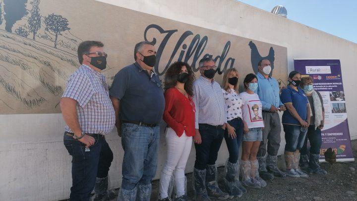 El programa Ruraltivity para emprendedoras del Mundo Rural se presenta en Castilla-Mancha