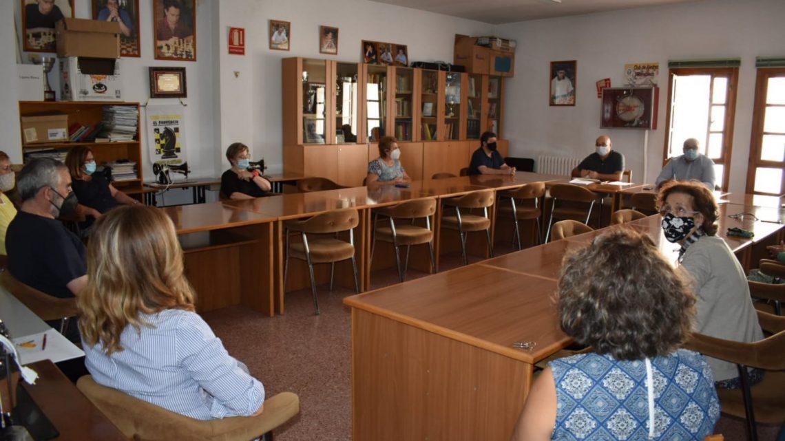 La Universidad Popular en Villarrobledo retrasa el inicio del curso debido a la situación de la pandemia de COVID-19