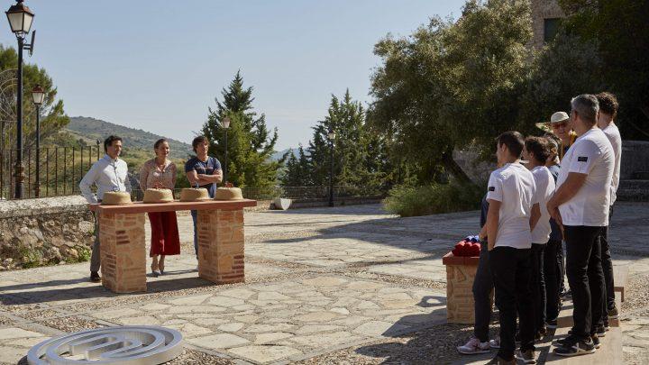 Castilla-La Mancha, protagonista en la quinta edición de MasterChef Celebrity con una prueba en el Convento del Carmen de Pastrana