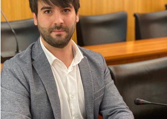 """Espinosa critica el """"no"""" de los socialistas para instar al Gobierno de Page a dotar personal al Centro de Salud de Socuéllamos."""