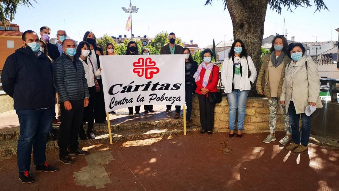 El Ayuntamiento de Villarrobledo se une a la conmemoración del Día Internacional para la Erradicación de la Pobreza