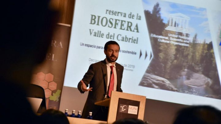 """Las Hoces del Cabriel cumplen 25 años como Reserva Natural, convertidas en una de las """"joyas"""" de la recientemente declarada Reserva de la Biosfera del Valle del Cabriel"""
