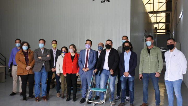 Nuevo impulso del Gobierno de Castilla-La Mancha a la incorporación de jóvenes al sector agroalimentario con una nueva convocatoria de 100 millones de euros antes de final de año