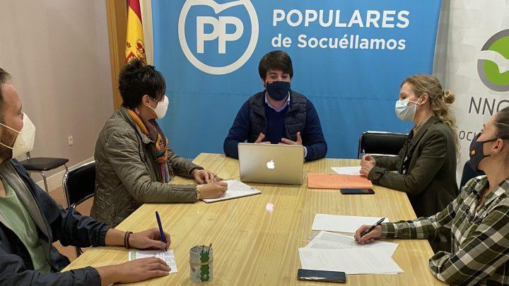 El PP de Socuéllamos registra una moción para solicitar la instalación de filtros HEPA y medidores de CO2 en las aulas de los colegios e instituto de Socuéllamos.