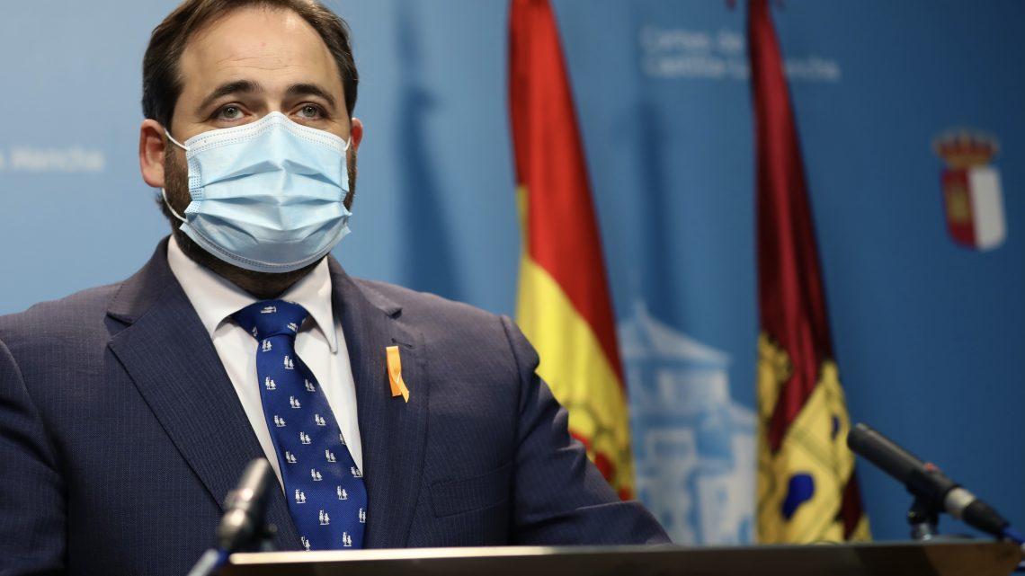 Núñez espera convencer a Page para crear una mesa para la recuperación de Castilla-La Mancha con el objetivo de diseñar y presupuestar un Plan de Rescate
