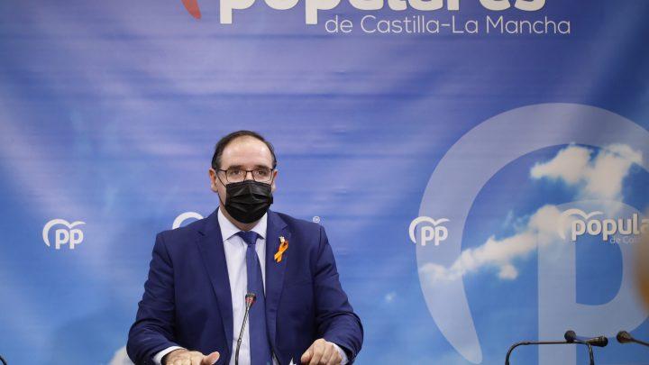"""Prieto reclama al Gobierno regional que en los presupuestos se """"priorice"""" la inversión en infraestructuras, digitalización, cultura y Patrimonio"""
