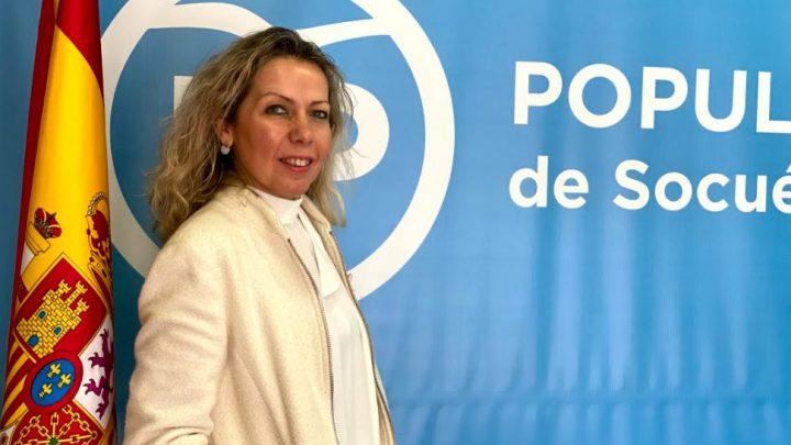 La socuellamina Concepción Arenas entra a formar parte del Comité Ejecutivo provincial del Partido Popular de Ciudad Real.