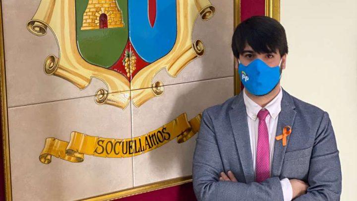 El portavoz popular Carlos Espinosa entra a formar parte del Comité Ejecutivo Provincial del PP de Ciudad Real a propuesta del presidente Miguel Ángel Valverde.