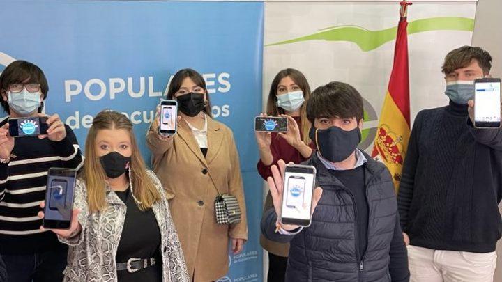 Nuevas Generaciones de Socuéllamos presenta la nueva campaña Populares Solidarios 2.0