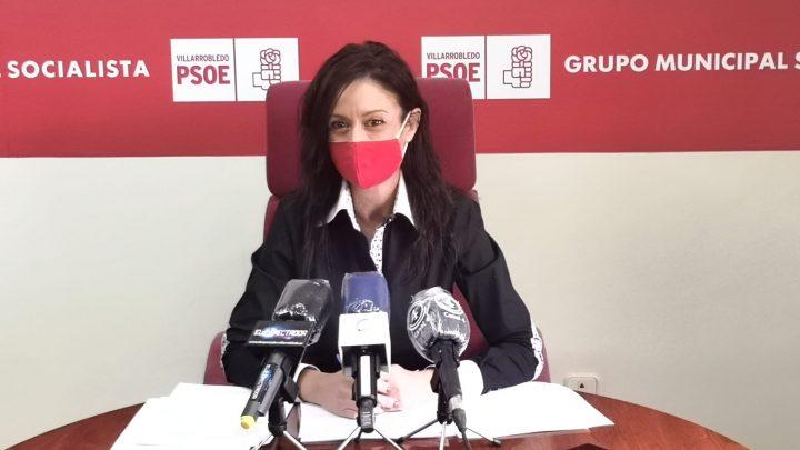 Los  socialistas en Villarrobledo  muestran su preocupación por el desarrollo del plan local de inserción laboral para personas con discapacidad