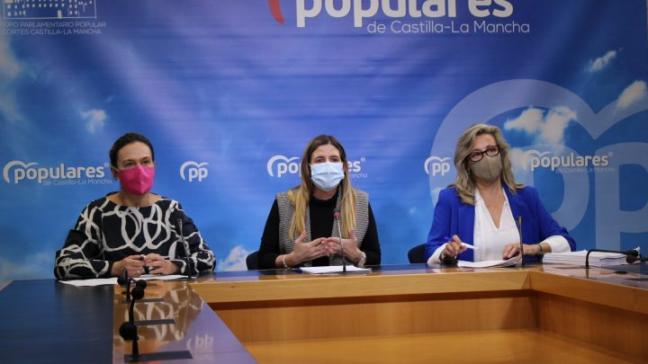 """El PP-CLM presenta un total de 179 enmiendas a los presupuestos que son """"la voz de toda la sociedad civil"""" y con las que se pretende mejorar la vida de los castellano-manchegos"""