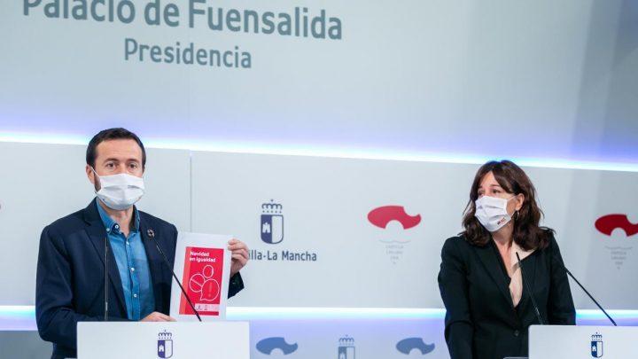 El Gobierno de Castilla-La Mancha publica la guía 'Navidad en Igualdad' para romper patrones sexistas en los hábitos de consumo y en la adquisición de juegos, juguetes y videojuegos