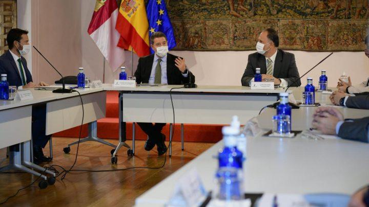 El Gobierno regional se adhiere al Clúster del Hidrógeno de Castilla-La Mancha y da un paso más en su apuesta por la transición energética basada en las renovables