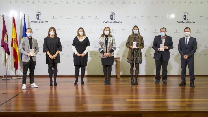 El Gobierno regional concede la Medalla de Oro al Mérito Deportivo a Irene Sánchez-Escribano, Álvaro Bautista y Antonio Escribano