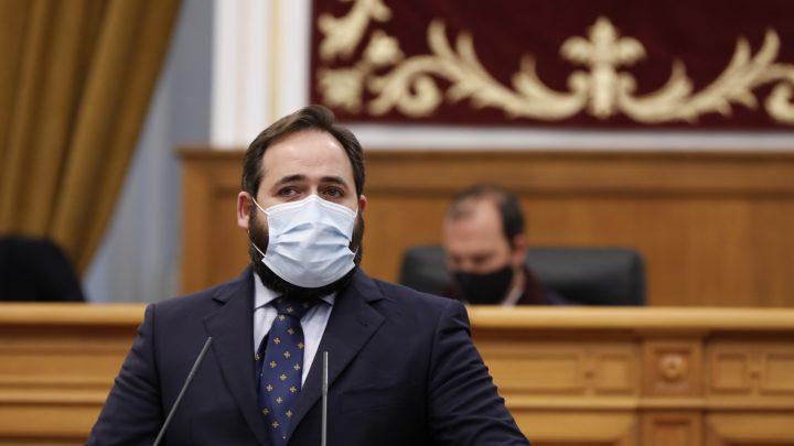 Núñez apuesta por la realización de test masivos y por intensificar la vacunación en la región para lograr vencer la pandemia