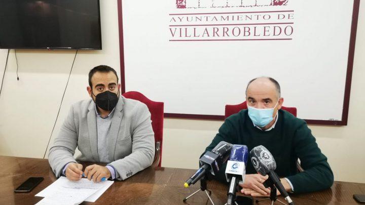 El Ayuntamiento de Villarrobledo firma un convenio con la Universidad Complutense de Madrid para prácticas de alumnos en los servicios municipales.