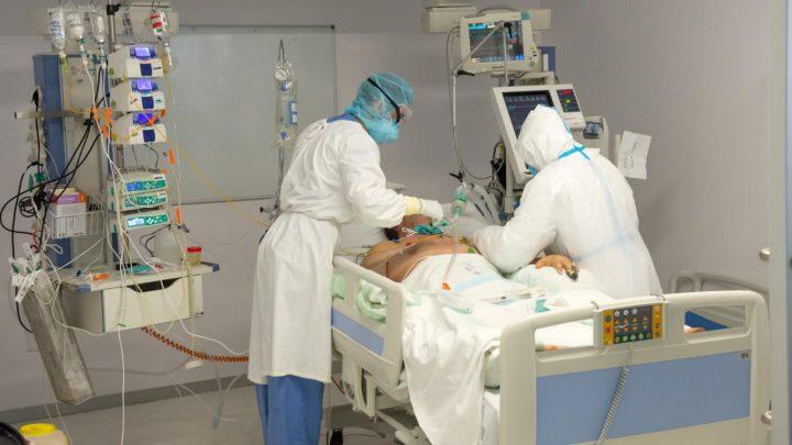 Castilla-La Mancha confirma 2.841 casos por infección de coronavirus