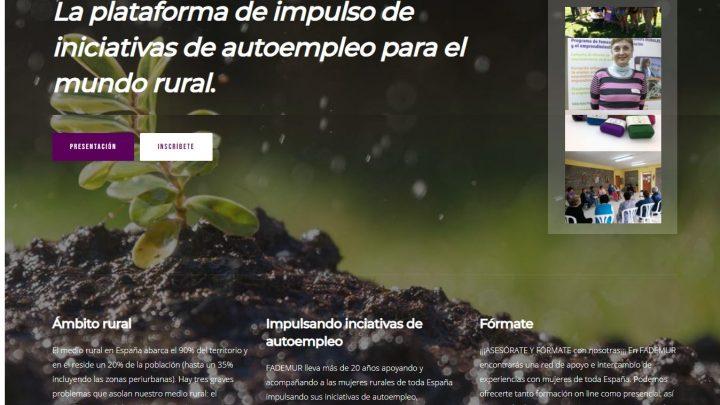 EL EMPRENDIMIENTO GENERA DEBATE ENTRE LAS MUJERES RURALES DE LA REGIÓN