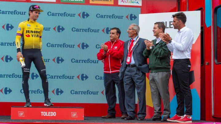 El Gobierno regional se congratula del paso, un año más, de la Vuelta Ciclista a España por numerosas localidades de Castilla-La Mancha