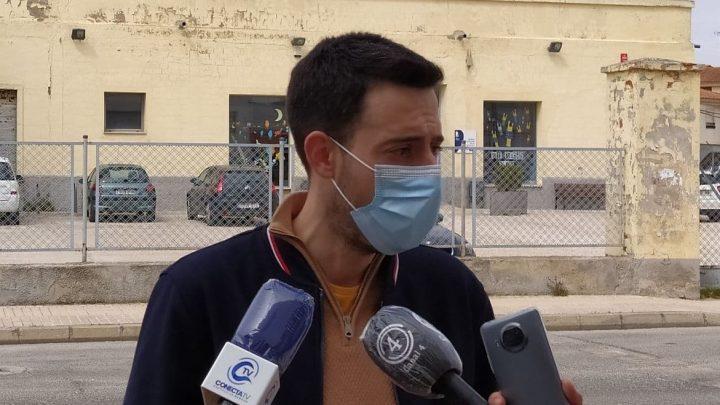 Se Puede Villarrobledo denuncia el cierre de las salas de estudio en época de exámenes.