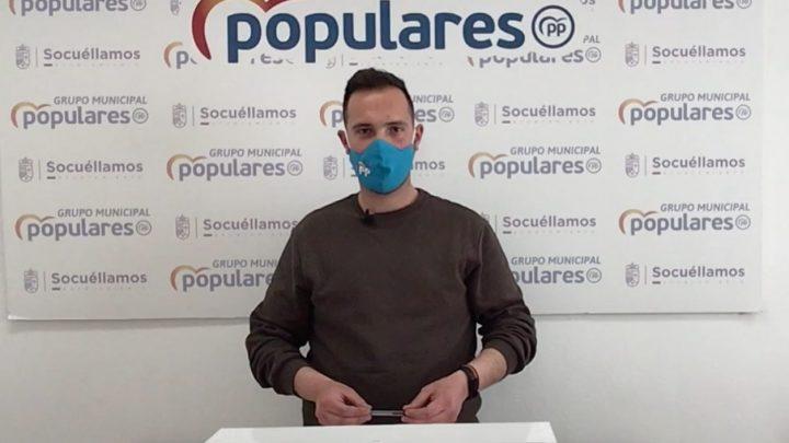 El PP denuncia el abandono del Gobierno de Socuéllamos a los agricultores en relación a sus demandas a favor del agua