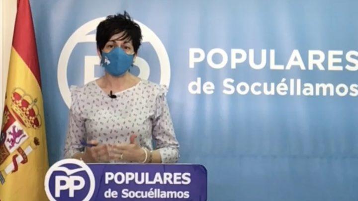 Pilar Plaza insta al concejal de Educación a actuar en apoyo del Instituto Fernando de Mena, ofreciendo información a través de los medios que dispone el Ayuntamiento
