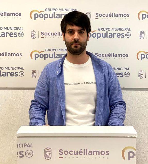El Grupo Municipal Popular pide a la alcaldesa más liderazgo e información sobre la situación actual que vive Socuéllamos en relación a la pandemia