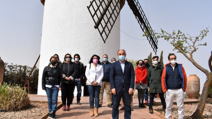 Inaugurado el proyecto museográfico en el molino de Villarrobledo con el primer Scape Room en un molino de viento de todo el país.