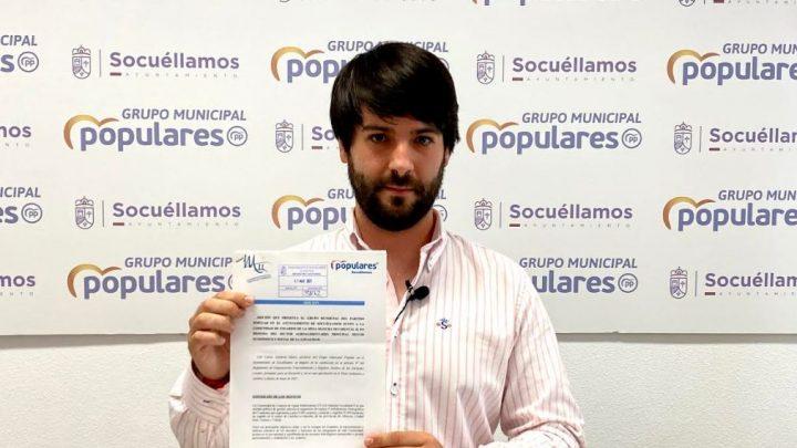 El PP de Socuéllamos presenta una moción de la Comunidad de Usuarios de la Masa Mancha Occidental II en defensa del sector agroalimentario.