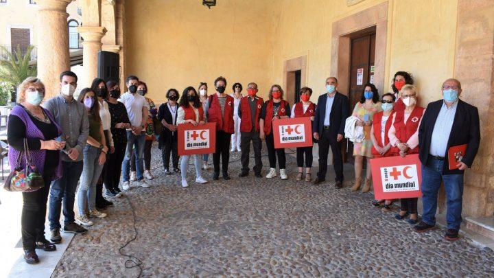 Celebración del Día Mundial de la Cruz Roja y de la Media Luna Roja