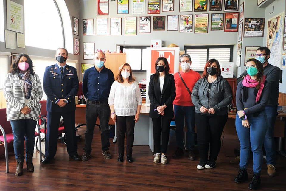 El Gobierno de Villarrobledo muestra su apoyo a Afibrovi en el Día Mundial de la Fibromialgia