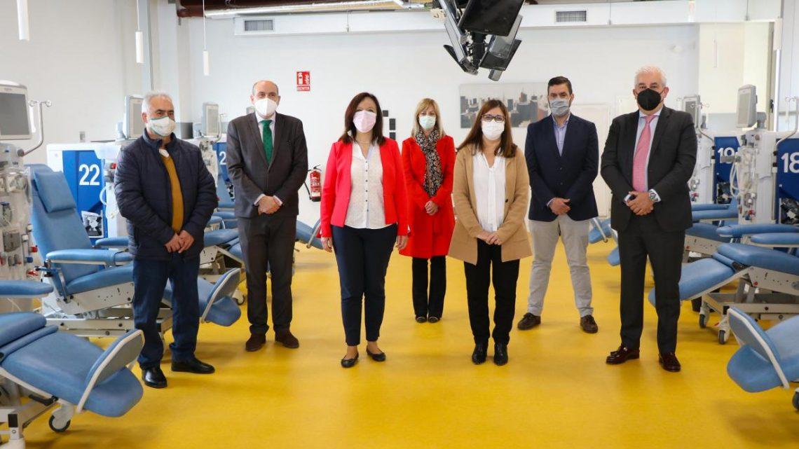 El Gobierno regional mejora la atención de los enfermos renales de Alcázar e incorpora la diálisis de agudos al Hospital Mancha Centro