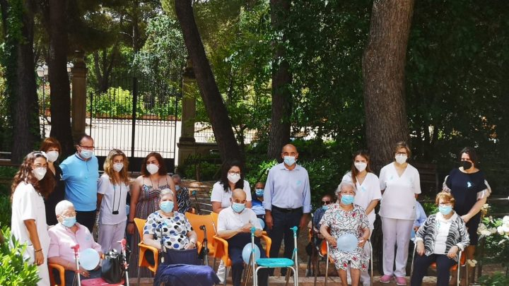El Alcalde asiste al acto por el Día Mundial de Toma de Conciencia del Abuso y Maltrato en la Vejez.