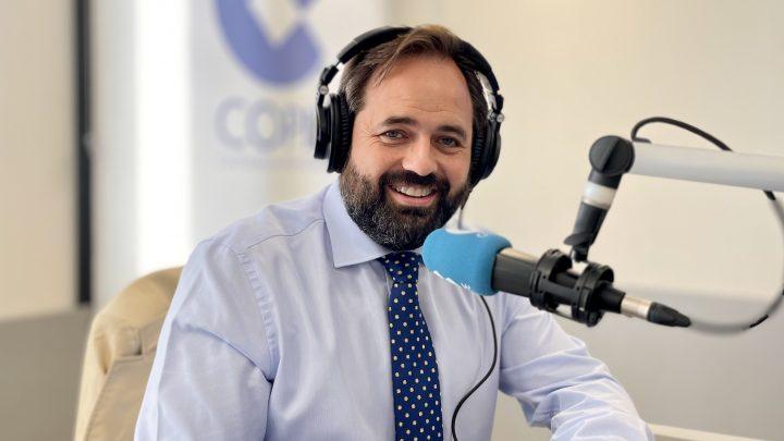 """Núñez señala que él si defiende el agua de Castilla-La Mancha ante Casado, mientras Page """"siempre calla"""" ante Sánchez"""