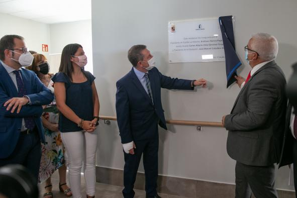El Gobierno regional apoya la construcción y apertura de nuevos centros residenciales, especialmente para personas mayores en el mundo rural