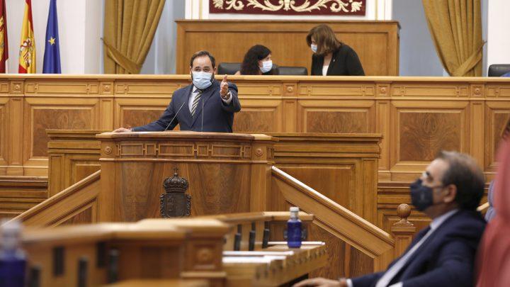 Núñez reclama a Page que apoye el Plan de Choque del PP dotado en 30 millones de euros para contratar personal y reducir las listas de espera en la región