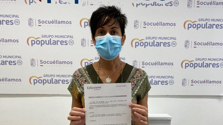 El PP de Socuéllamos comunica que volverá a su bancada en el próximo pleno de septiembre para garantizar la asistencia de los vecinos de manera controlada.