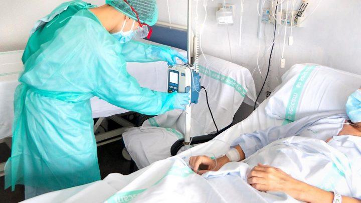 Dos hospitales de Castilla-La Mancha ya no tienen pacientes COVID-19 y dos más sólo tienen uno