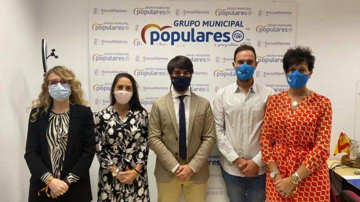 """El PP muestra su rechazo ante unas sesiones plenarias """"pobres, herméticas y autoritarias""""."""