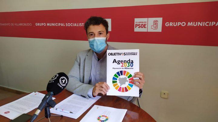 José Luis Ruiz ha criticado que el Partido Popular haya dejado pasar la subvención Agenda 2030 Municipal de la Diputación Provincial de Albacete