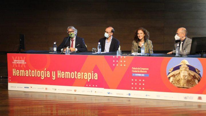 El Gobierno de Castilla-La Mancha trabaja en la implantación de un sistema que permita automatizar el proceso terapéutico del paciente oncohematológico