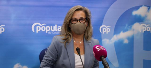 """Merino asegura que Page ha """"claudicado"""" ante Sánchez por no defender los intereses de los castellanomanchegos en materia de agua y financiación autonómica"""